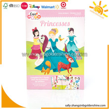 Princess Sticker Book